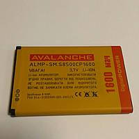 Аккумулятор Avalanche Samsung S8500, S8530, S5800, i5800, i5700 (EB504465VU)1600mAh