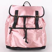 Женский городской рюкзак из атласа