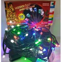 Новогодняя светодиодная гирлянда 100 LED