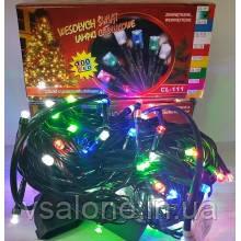 Новорічна світлодіодна гірлянда LED 100