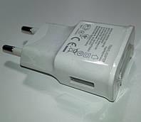Адаптер питания 220V - 5V/2A USB TRAVEL ADAPTER (500mAh по факту)