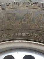 Комплект дисков Volkswagen Caddy с резиной R15