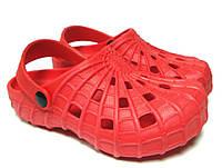 Детская обувь по типу кроксы оптом (28-33) 016-8, фото 1