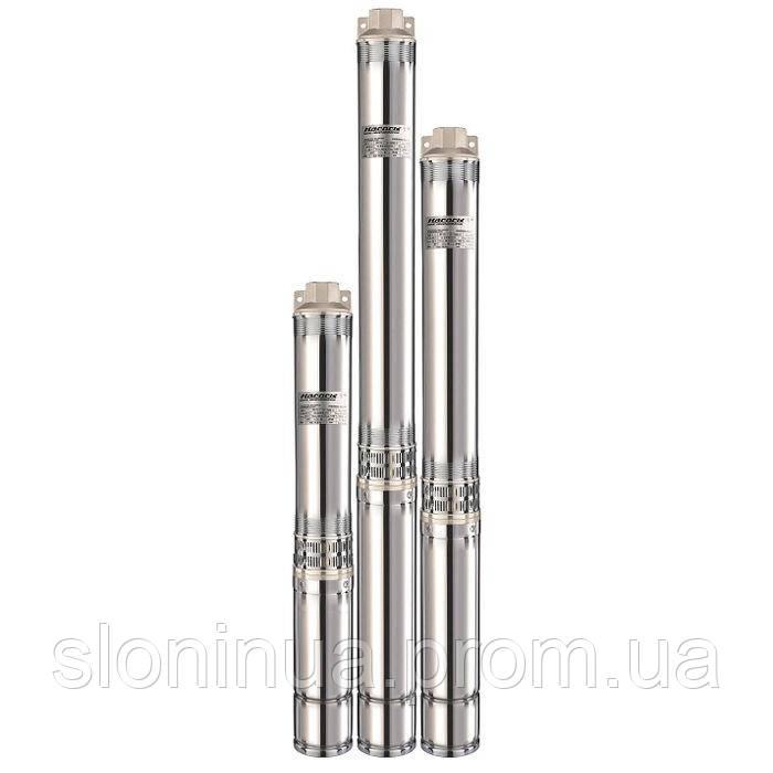 Центробежный многоступенчатый скважинный насос Насосы плюс оборудование 100SWS8-65-2,2