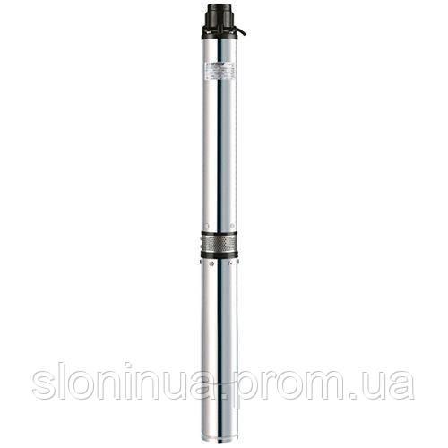 Центробежный многоступенчатый скважинный насос Насосы плюс оборудование KGB 100QJD6-45/12-1.1D