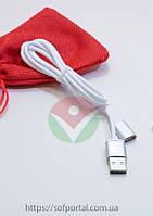 Магнитный кабель USB Lightning