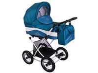 Детская универсальная коляска 2 в 1 Lonex Julia Baronessa New JB New 09