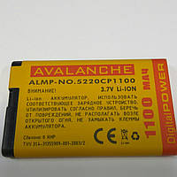 Avalanche АКБ Nokia Prem. 5220/6303/3720 (BL-5СT) - 1100 мАч