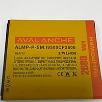 Аккумулятор Avalanche Samsung i9500/Galaxy S4 EB-B600BC, EB485760LU, EB485760LU - 2600 mAh