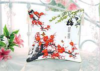 Подушка для вышивки лентами Сакура