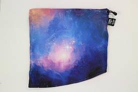 Баф / маска / хомут Custom Wear Cosmos NVY/RED (Шарф\Унисекс)