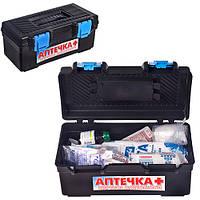 Аптечка АМА-2 для микроавтобуса (до 18 чел.) чемодан