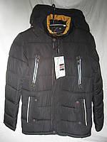 Куртка мужская зимняя (плащевка,холофайбер) от склада оптом 7 км