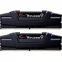 Модуль памяти для компьютера DDR4 16GB (2x8GB) 3400 MHz Ripjaws V G.Skill (F4-3400C16D-16GVK)