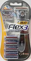 Станок для бритья BIC flex 3 Hybrid , фото 1