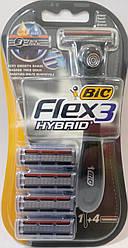 Станок для бритья BIC flex 3 Hybrid