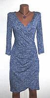 Модное Платье от Monton Стройнящий Крой Размер: 46-М