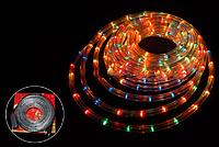 Дюралайт ламповый 10м-24 multi к-160