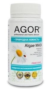 """Альгинатная маска """"ПРИРОДНАЯ НЕЖНОСТЬ"""", Agor, 50 г"""