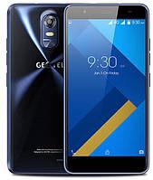 Смартфон ORIGINAL Geotel Note Dark blue (4Х1.3Ghz; 3Gb/16Gb; 13МР/5МР; 3200 mAh)
