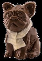 Шоколадная фигурка Французский бульдог