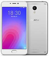 Смартфон ORIGINAL Meizu M6 Silver (8Х1.5Ghz; 2Gb/16Gb; 13МР/8МР; 3070 mAh)