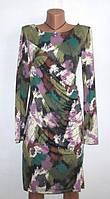 Стильное Платье от Serikqs Сройнящий Крой Размер: 44-S