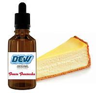 """Жидкость для электронных сигарет оптом и в розницу DEW Cheese Cheesecake """"Сырный Чизкейк"""" 30 мл"""