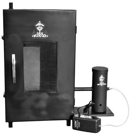 Коптильня холодного копчения (высота 66 см) + 2 кг щепы