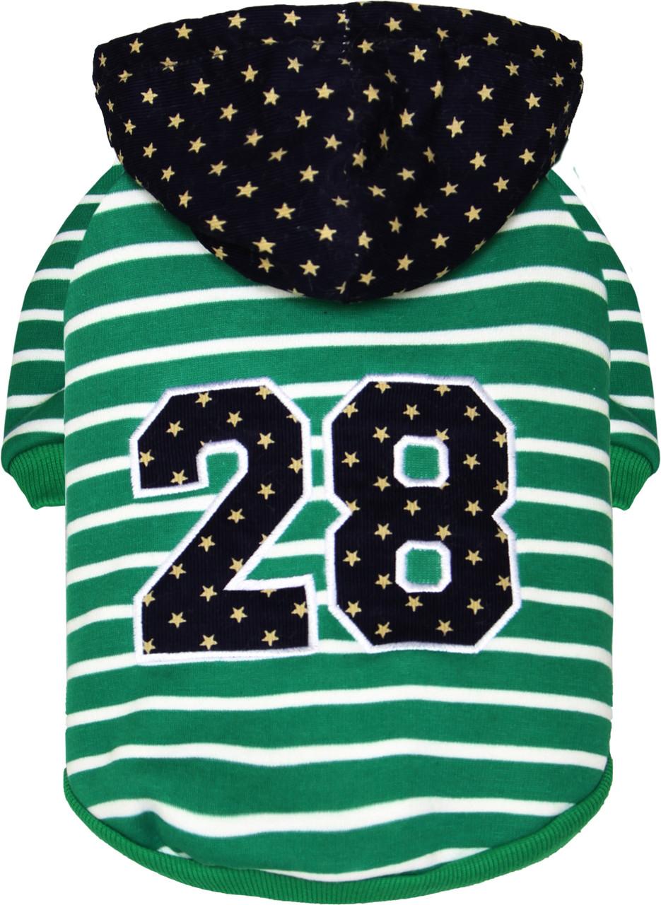 Батник для животных 28 Добаз, Dobaz зеленый