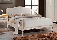 """Кровать 1,8 """"Богемия"""" (античный белый Domini"""