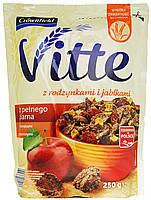 Мюсли Vitte z rodzynkami i jabtkami  300 g