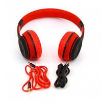 Наушники беспроводные Bluetooth HAVIT H2575BT black/red