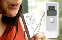 Электронный измеритель алкоголя алкотестер ALCOHOL TESTER