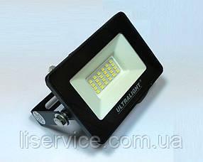 Прожектор Ultralight SPG 10, Slim, чорний