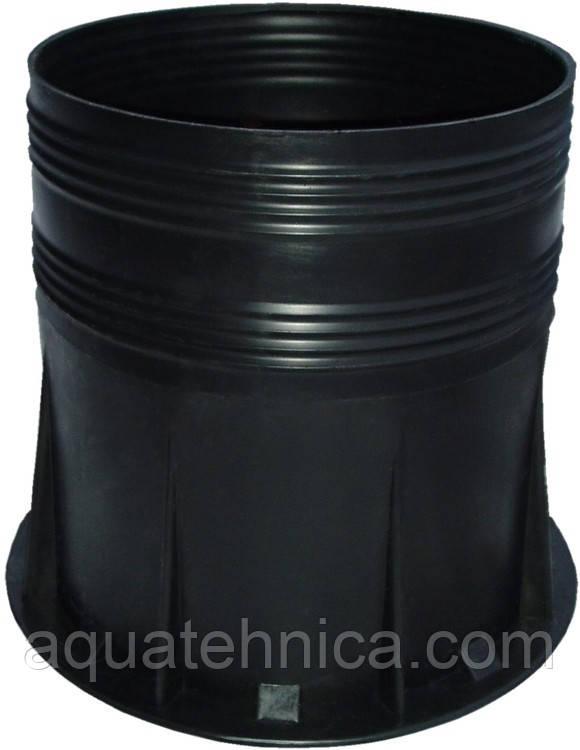 Надставка для заглубления цилиндрических сепараторов жира Н 500 мм