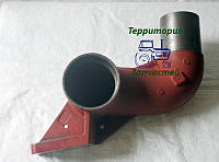 Переходник коллектора на глушитель МТЗ Д-245  245-1008021