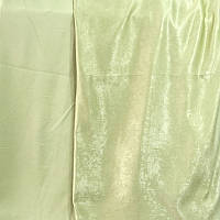 Шторы велюр №260 зелень