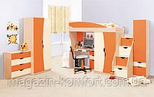 Детская комната Саванна Savannah