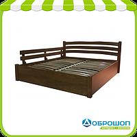 Двуспальная кровать Гармония
