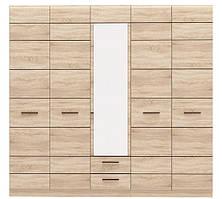 Шкаф 5-ти дверный COMBINO Forte