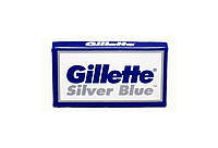 Лезвия Gillette Silver Blue 5 ШТ
