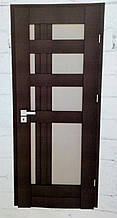 """Двери Verto Лада-Лофт 6.1 в цвете Кора венге """"Verto LINE-3D"""""""