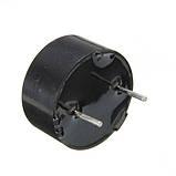Зуммер пассивный 16 ом AC/2 КГц 3 В 5 В 12 В, фото 2