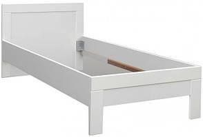 Кровать SNOW Forte длина 205, высота.81, шир. 96 [см]