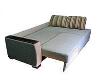 Чистка углового дивана в разложенном виде