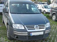 Хром накладка на решетку Volkswagen Caddy (04-10)