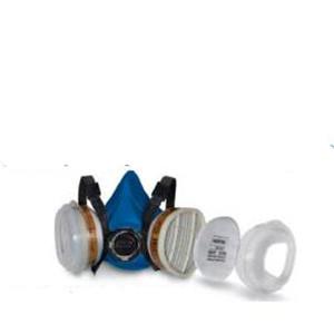 Полумаска защитная с фильтрами - A2P2 (в сборе) Norton