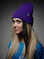 Шапка - Urbanplanet  - Classic Violet (Зимняя/Зимова шапка)