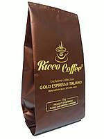Кофе в зернах Ricco Coffee Gold Espresso Italiano 75 гр